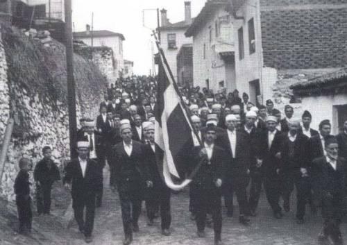 Οἱ διωγμοὶ τῆς Θράκης.