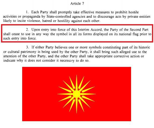 interimsun Σκόπια: η μια γκάφα διαδέχεται την άλλη!