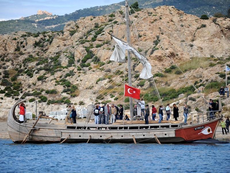 Ἀρχαῖα «τουρκικὰ» πλοῖα!