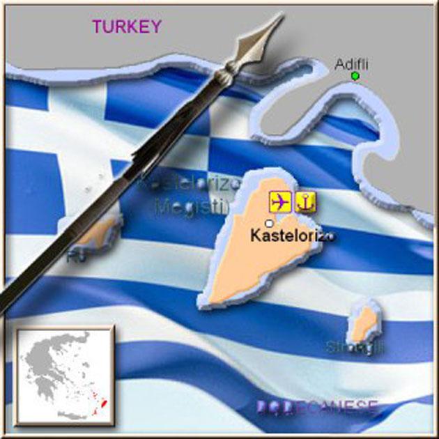 Ἡ τουρκία ἀπειλεῖ ἐνῶ ἡ ἡγεσία τῆς Ἑλλάδος ἀπουσιάζει