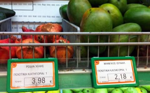 Τον γύρο του κόσμου κάνουν τα ρόδια από τη Χιλή και οι καταναλωτές τα επιλέγουν περισσότερο από τα ελληνικά