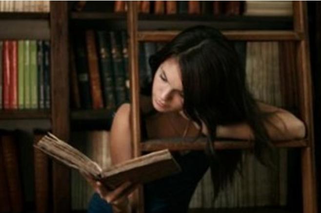 Παζάρι βιβλίων.
