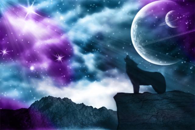 Ἡ δύναμις τοῦ Λύκου!