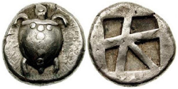 Τὸ πρῶτον εὐρωπαϊκὸν νόμισμα. 2