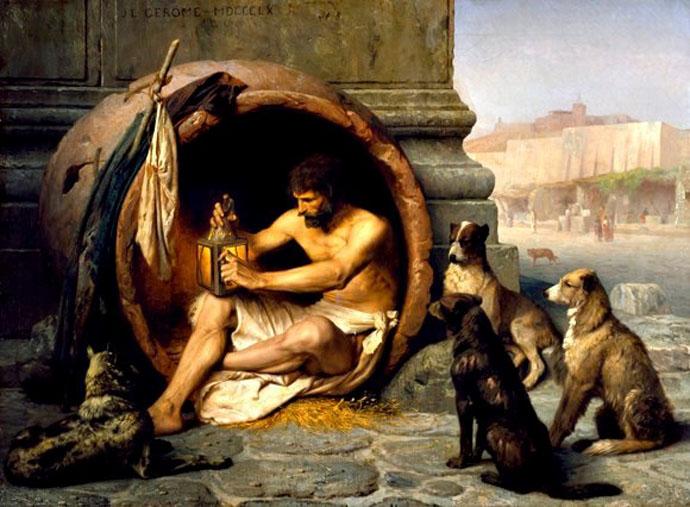 Ἡ ξεχωριστὴ σχέσις τῶν Ἀρχαίων Ἑλλήνων μὲ τὸν σκύλο.2