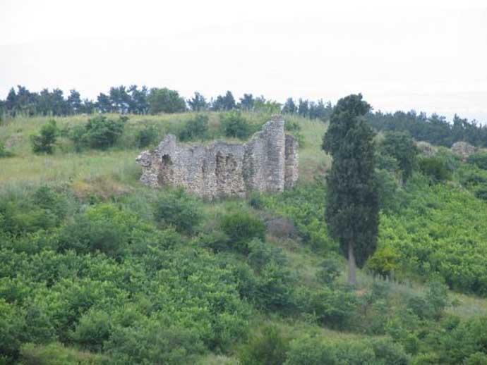 Τὸ βυζαντινὸν κάστρον τῆς Ζίχνας.2