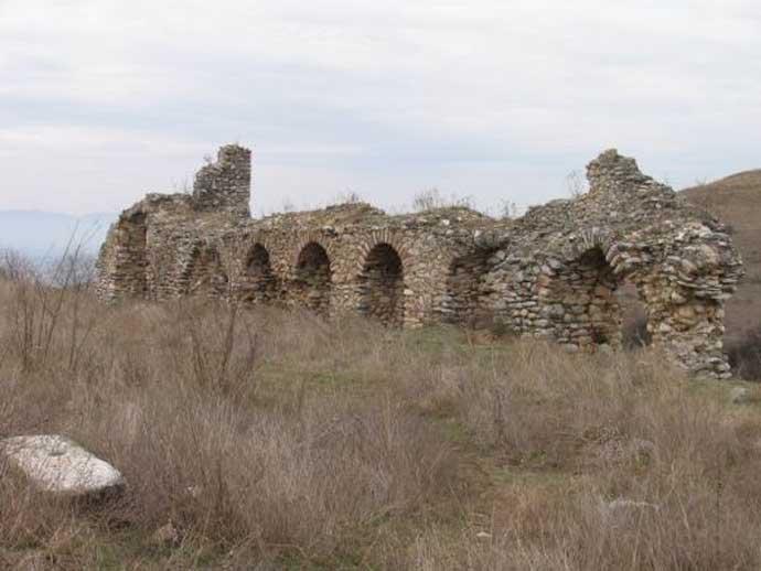 Τὸ βυζαντινὸν κάστρον τῆς Ζίχνας.3