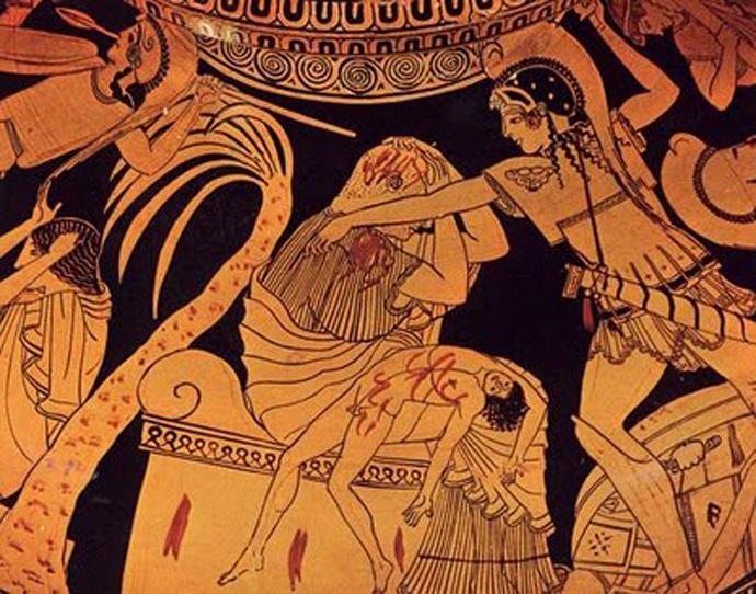 Τὸ Μῖσος Γιατὶ Οἱ Ἕλληνες Δὲν Εἶναι Φτιαγμένοι Γιὰ Νὰ Ζοῦν Μαζύ.2