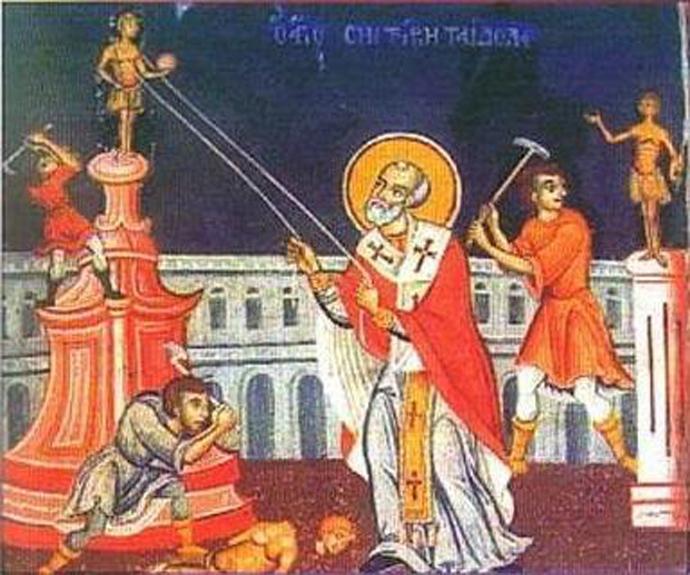 Ἕλλην...1500 χρόνια ἀπαγορευόταν μὲ ποινὴ θανατου!