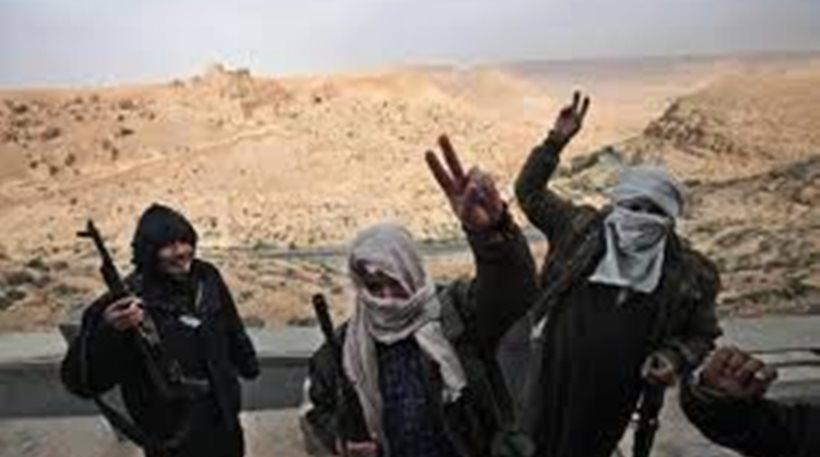 Στὴν Λιβύη ἀκόμη πολεμοῦν τὸν ...Καντάφι!
