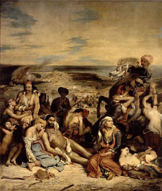 Τὸ 1822 δὲν ἦταν ἀρκετὸ γιὰ τὴν Χίο;