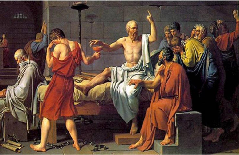 Ὅταν ὁ Σωκράτης περιέγραφε τὴν Γῆ ἀπὸ ψηλά.1