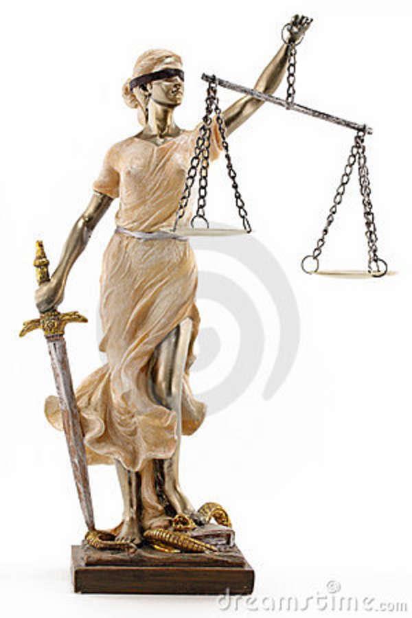 Αὐτὴ λέγεται δικαιοσύνη!1