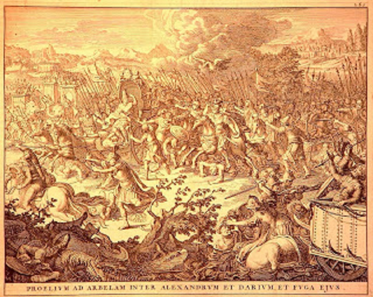 ΓΑΥΓΑΜΗΛΑ 331 π.Χ.. Ἡ ἡμέρα ποὺ ἄλλαξε τὸν κόσμο...1