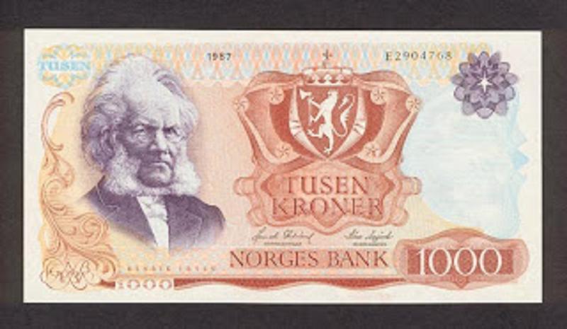 Νορβηγική κορώνα