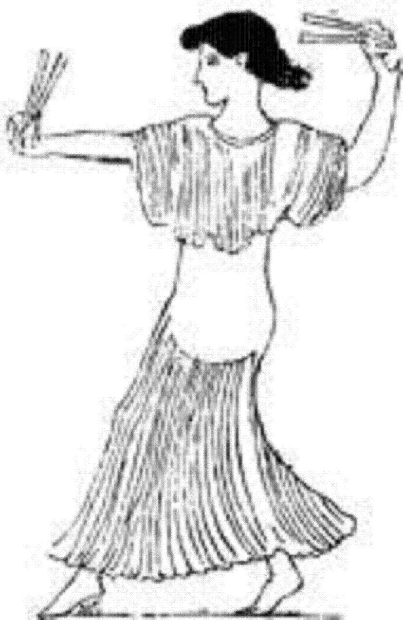 Καί οἱ Καστανιέτες Ἑλληνικές εἶναι;2