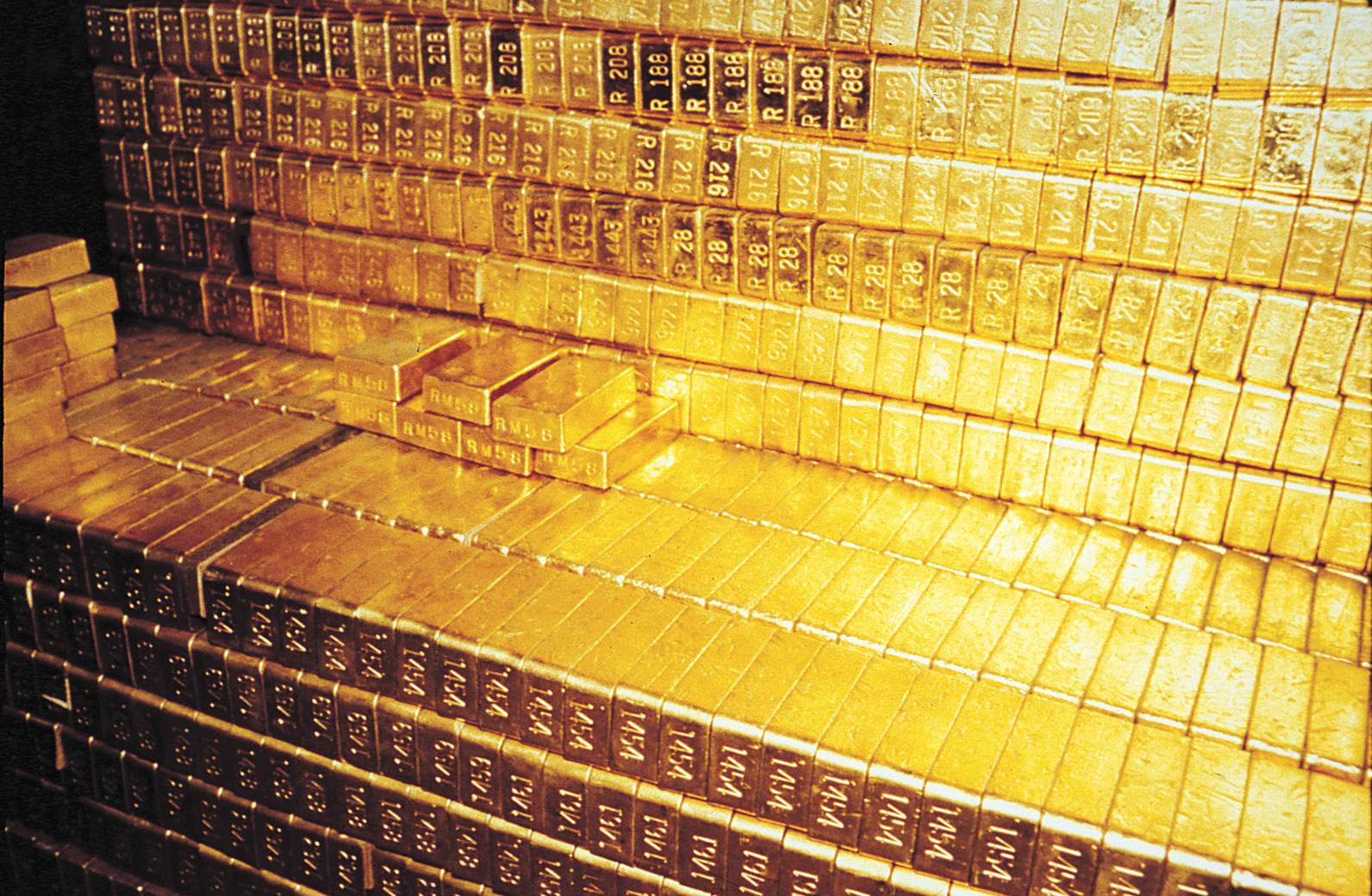 Καί ποῦ εἶναι ὁ χρυσός;2