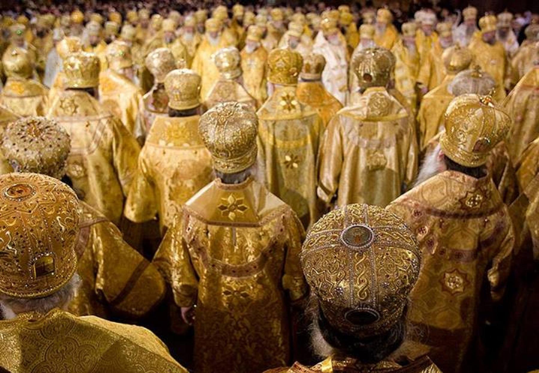 Μά πόση εἶναι ποιά αὐτή ἡ ἐκκλησιαστική περιουσία;