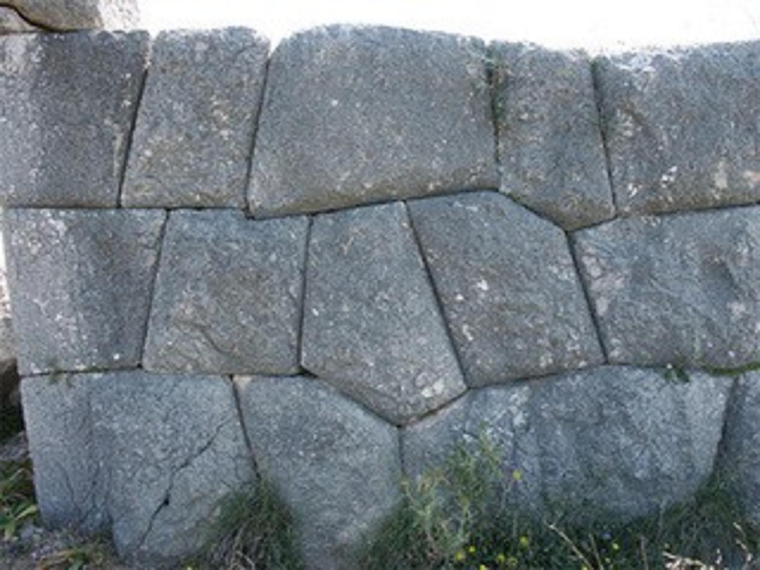 Μά πῶς φτιάχνονταν τά τείχη;1