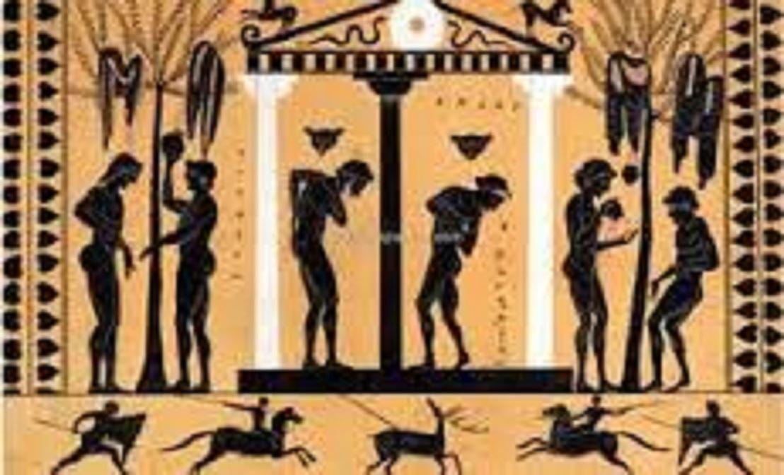 Μία ἡμέρα ἀπό τή ζωή ἑνός ἀρχαίου Ἀθηναίου καί μίας Ἀθηναίας.2