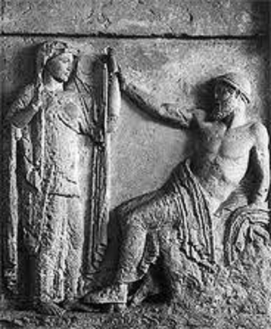 Μία ἡμέρα ἀπό τή ζωή ἑνός ἀρχαίου Ἀθηναίου καί μίας Ἀθηναίας.18