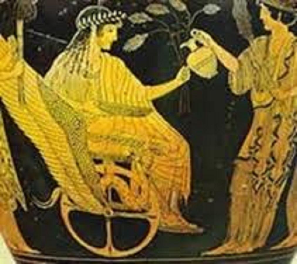Μία ἡμέρα ἀπό τή ζωή ἑνός ἀρχαίου Ἀθηναίου καί μίας Ἀθηναίας.6