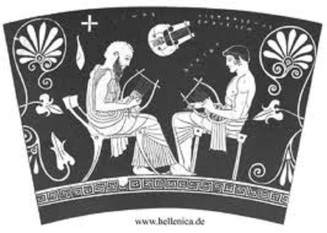 Μία ἡμέρα ἀπό τή ζωή ἑνός ἀρχαίου Ἀθηναίου καί μίας Ἀθηναίας.8