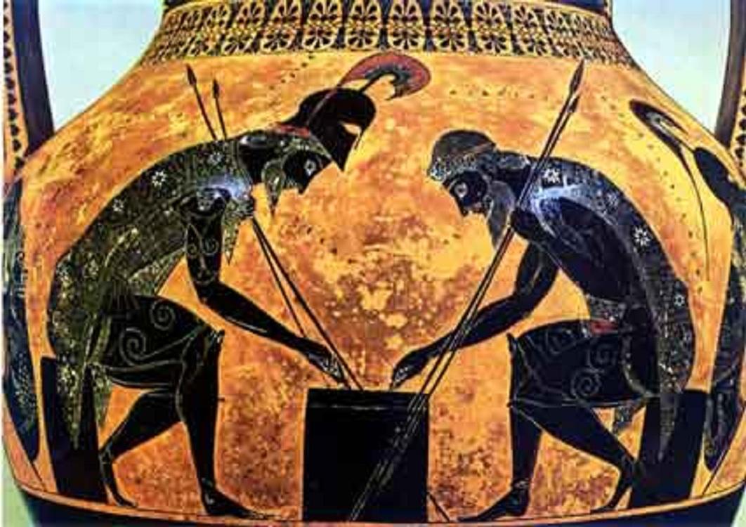 Μία ἡμέρα ἀπό τή ζωή ἑνός ἀρχαίου Ἀθηναίου καί μίας Ἀθηναίας.9