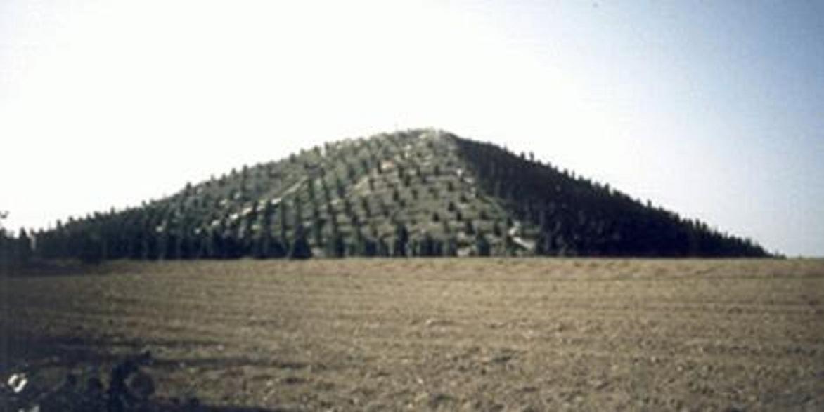Οἱ πυραμίδες τοῦ πλανήτου μας.26
