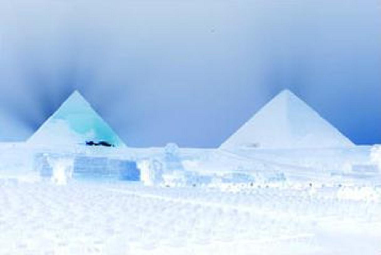 Οἱ πυραμίδες τῆς Ἀνταρκτικῆς.1