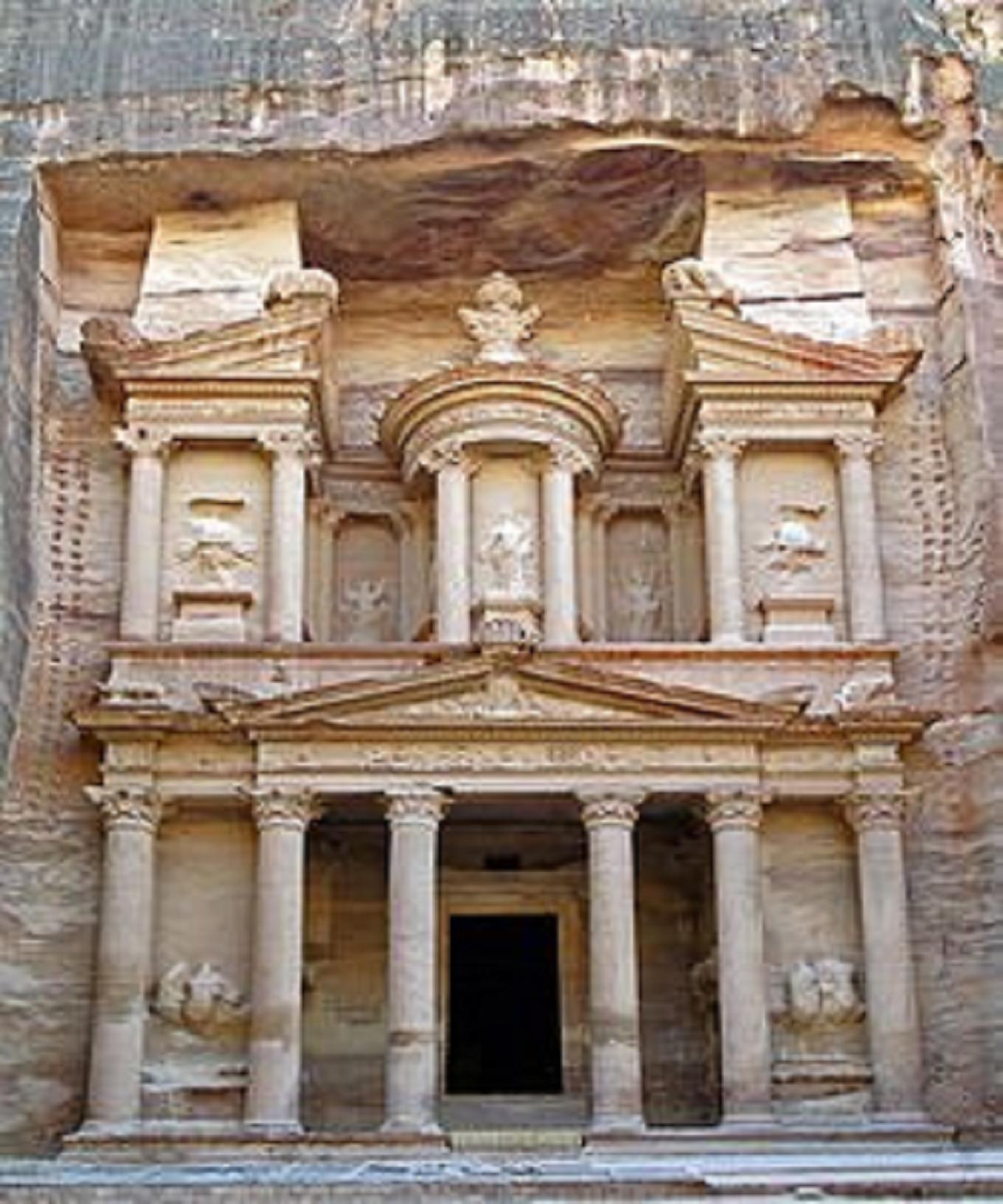 Οἱ Φιλισταῖοι καὶ οἱ πυραμίδες.