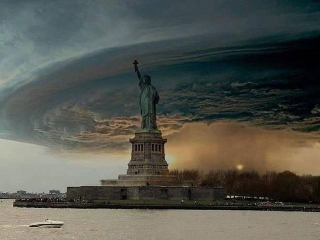 Ποιός κερδίζει ἀπό ἕνα τυφώνα; τυφών