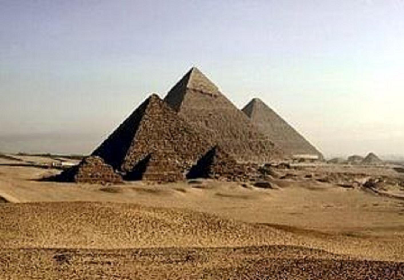Πῶς ὁ Θαλῆς μέτρησε τό ὕψος τῶν πυραμιδῶν;1