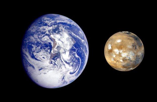 Ο Άρης φαίνεται να είναι πιο φιλικός για τη ζωή από ό,τι η Γη