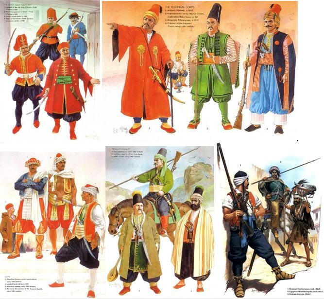 Τί ἦταν οἱ Ἀλβανοί τό 1821;1