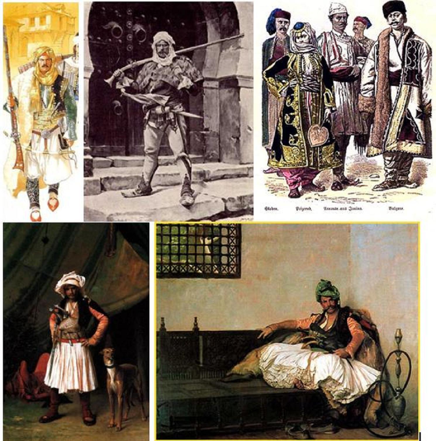 Τί ἦταν οἱ Ἀλβανοί τό 1821;2