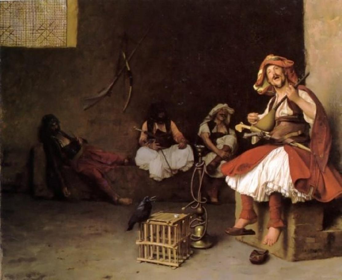 Τί ἦταν οἱ Ἀλβανοί τό 1821;5