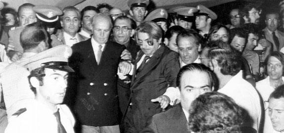Τὰ γεγονότα τοῦ Πολυτεχνείου ὅπως συνέβησαν. καλαμανλῆς 1974