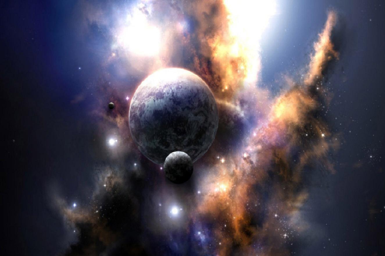 Τὸ Σύμπαν τοῦ Ἀνθρώπου.