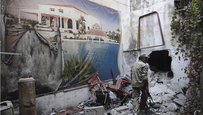 Ἀντίστροφη μέτρησις γιά τήν εἰσβολή στήν Συρία