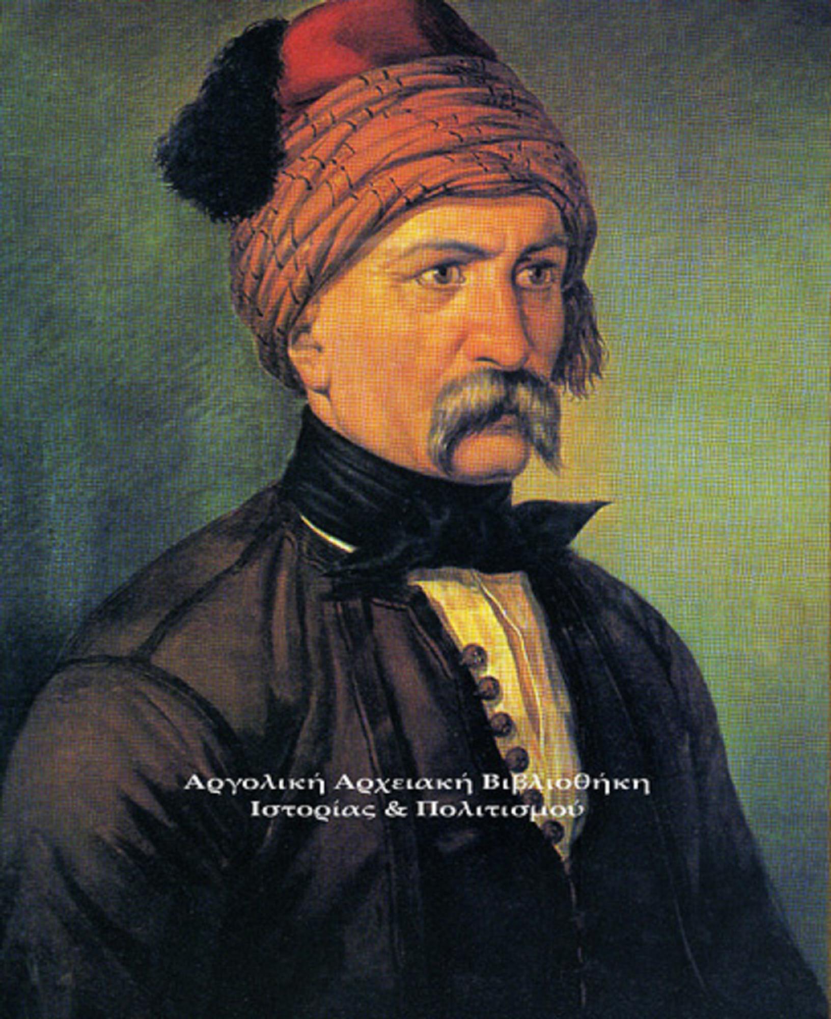 Ἀποστόλης Νικολῆς. Ὁ ναύαρχος τῶν Ψαρῶν.