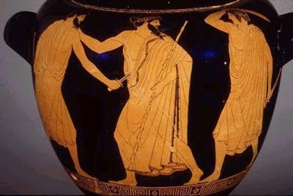 Ἑβραῖοι καθορίζουν ἀπό τὸ 500 π.α.χ. τὴν πολιτεία μας;