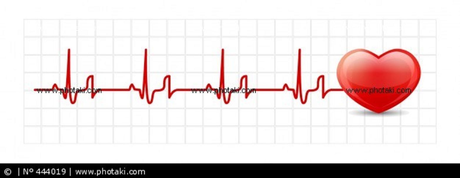 Ἡ ζωὴ εἶναι ὅπως ἕνα καρδιογράφημα.