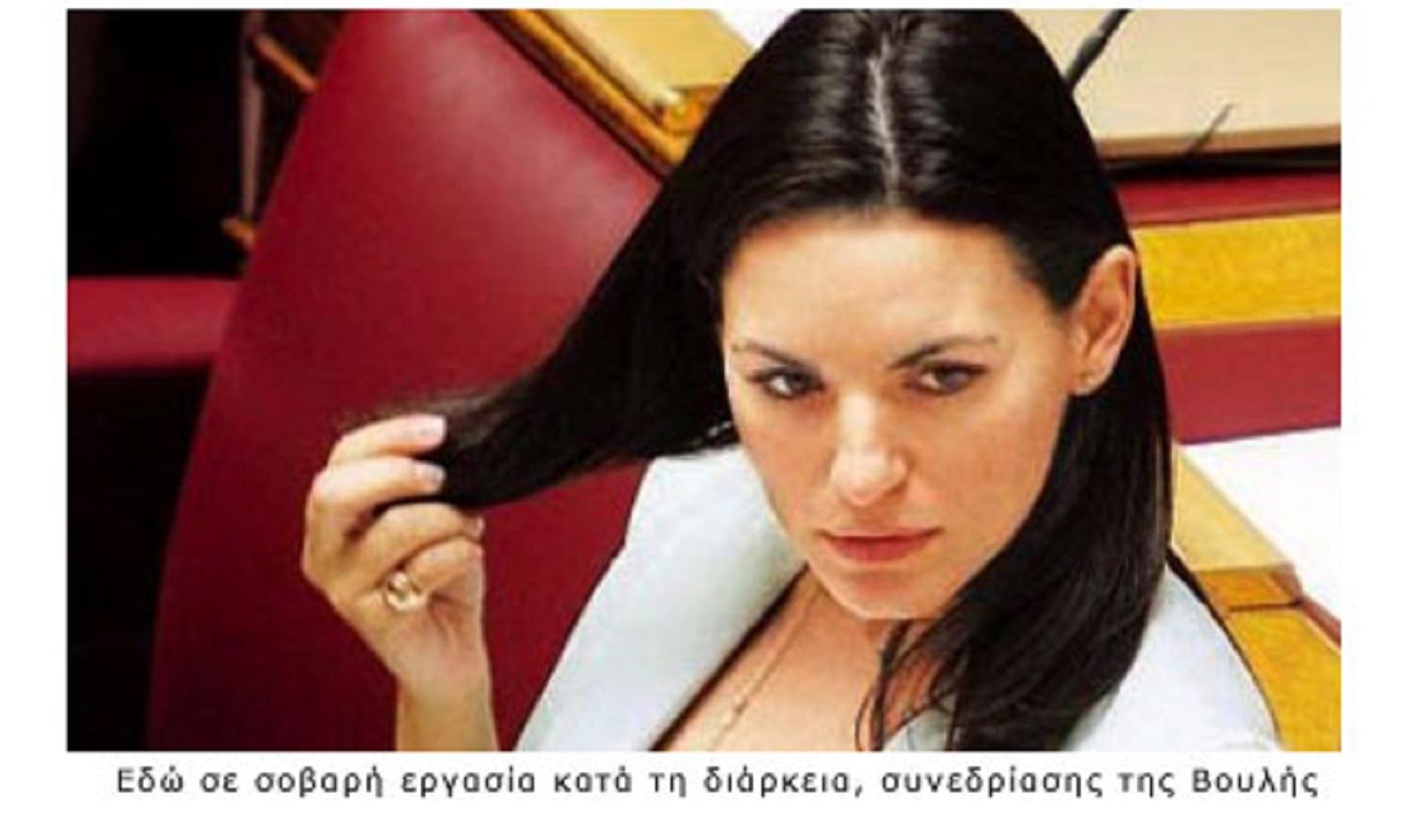 Ἡ Κεφαλογιάννη δηλώνει ἐπισήμως πὼς θὰ μᾶς στείλῃ γιὰ σφαγή, ὅπως ἔκανε ὁ Βενιζέλος!2