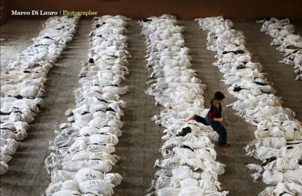Ἡ προπαγάνδα τῆς CIA καὶ τῆς MOSSAD γιὰ τὴν Συρία. 1