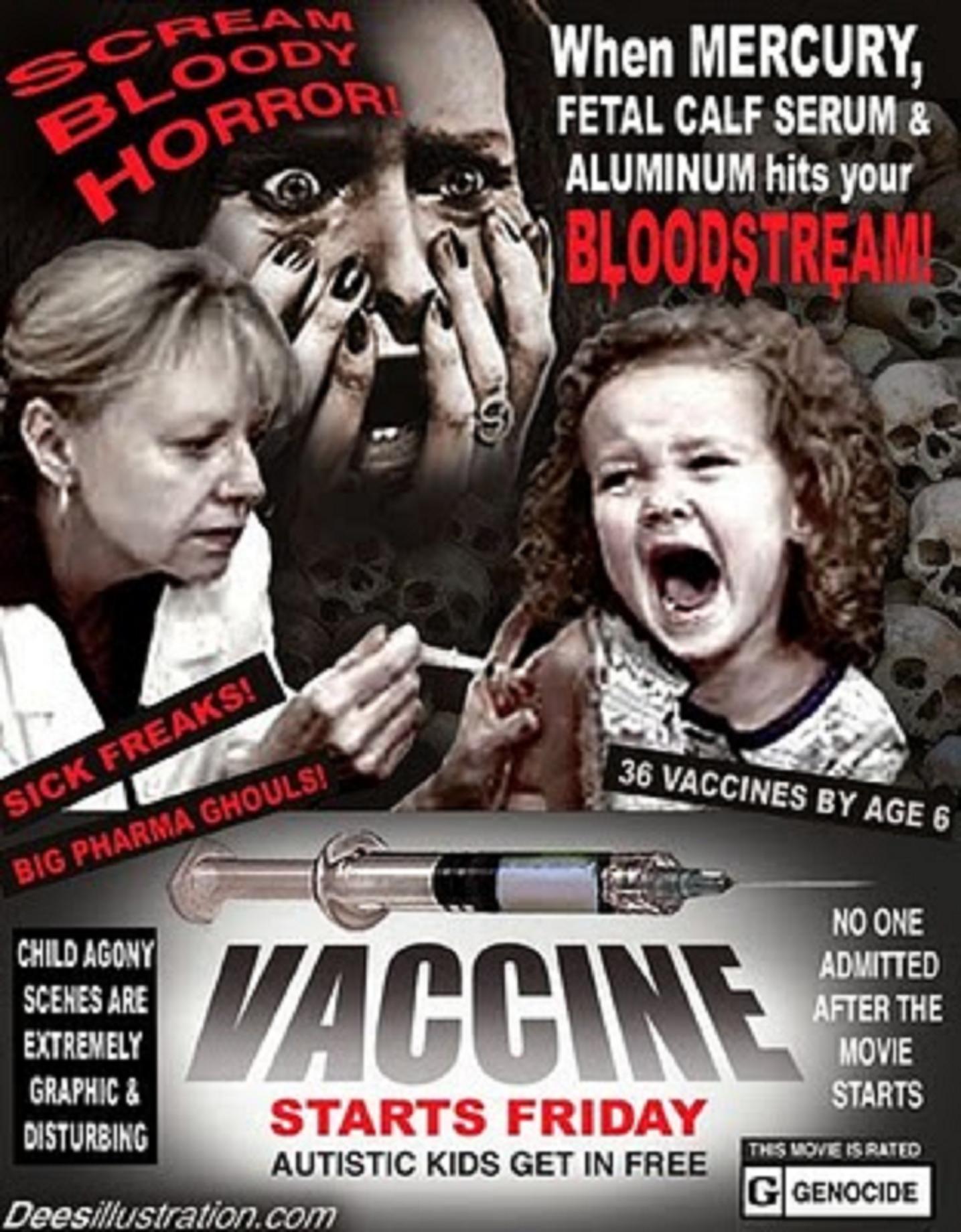 Ὁ αὐτισμὸς εἶναι ἀποτέλεσμα ἐμβολιασμῶν!