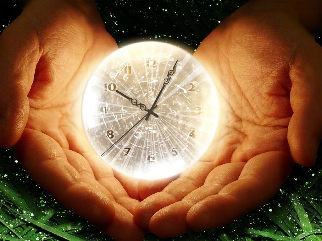 Ὁ ἀληθινὸς χρόνος δὲν ἔχει νούμερα... Ἔχει μόνον ἐμπειρίες...