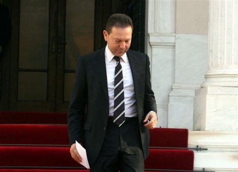 Από το 2013 θα έχουμε περιουσιολόγιο για όλους, λέει μεταξύ άλλων στη συνέντευξή του ο κ. Στουρνάρας (Φωτογραφία: Eurokinissi )
