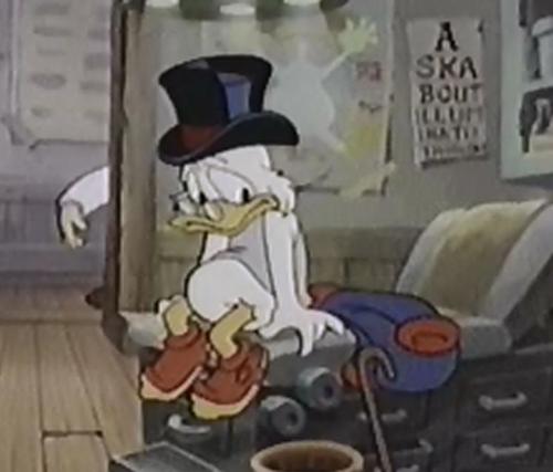 Illuminati Disney Ὑποσυνείδητο μήνυμα γιὰ παιδιὰ στο DuckTales!  1