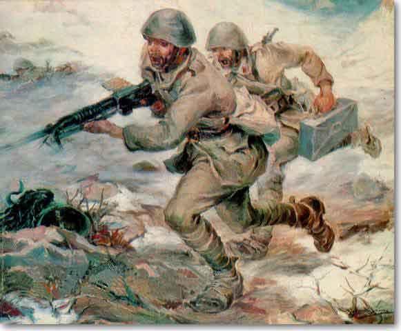 28η Ὀκτωβρίου 1940 Ἡ ἡμέρα ποὺ νικήθηκε ὁ ζόφος.